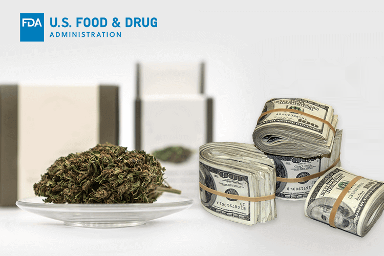 FDA enforcement of all Hemp CBD products and congress will provide funds.