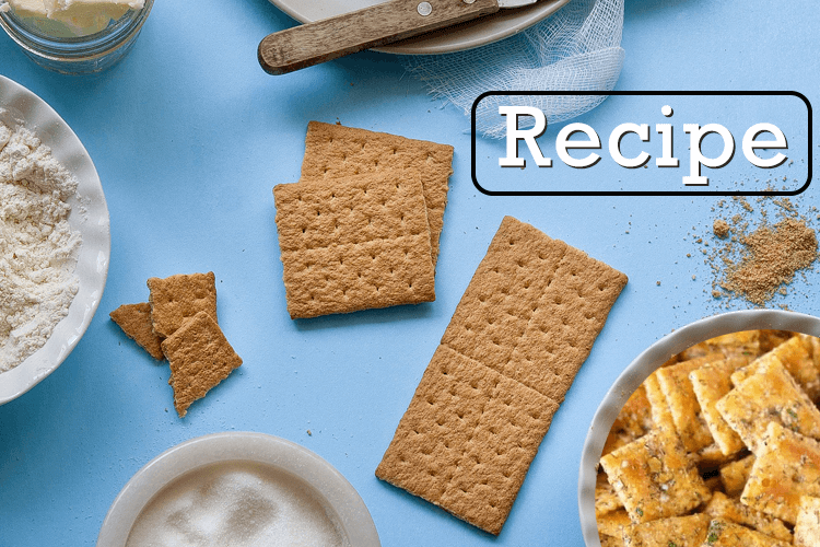 Zesty Infused Ranch Crackers Recipe