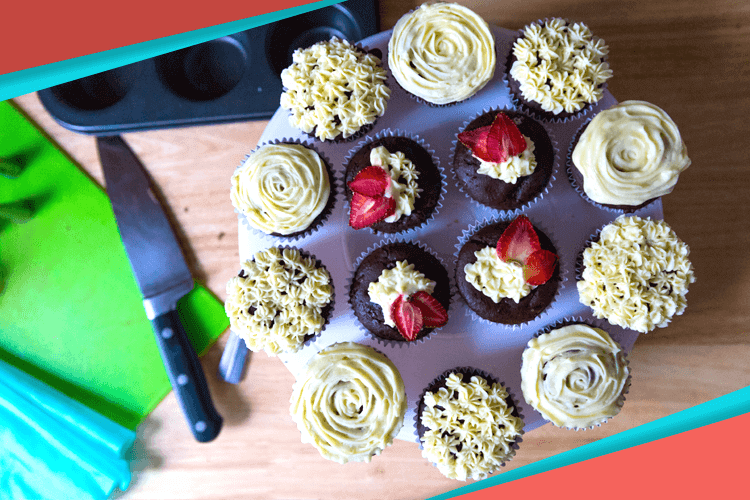 Cannabis-infused Buttercream Frosting- The perfect recipe.