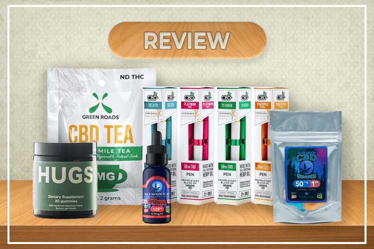 Ten CBD Products That Will Relax You