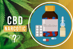 The consequences of labeling CBD a narcotic